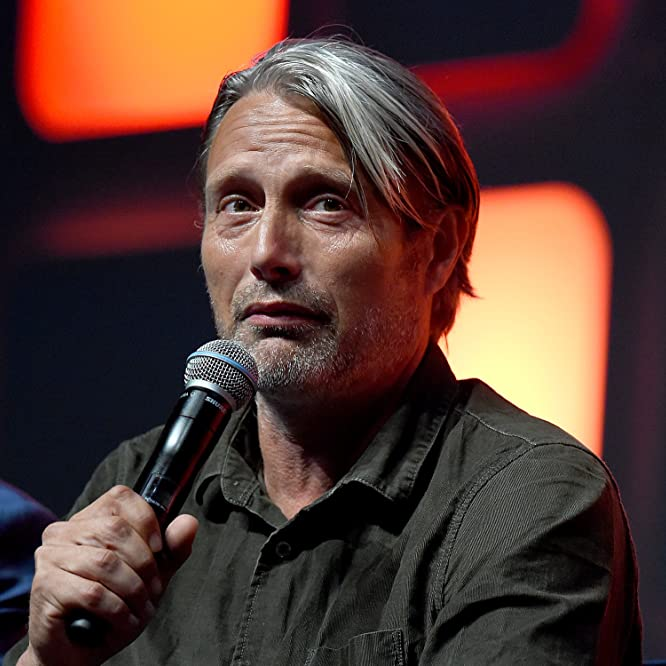 Mads Mikkelsen at an event for Rogue One (2016)
