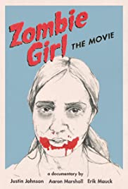 Zombie Girl: The Movie Poster