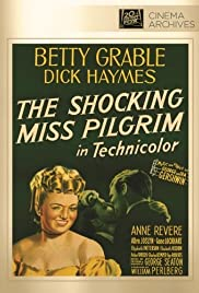 The Shocking Miss Pilgrim Poster
