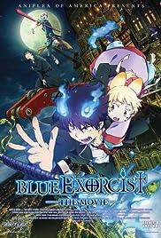 Ao no ekusoshisuto: Gekijouban(2012) Poster - Movie Forum, Cast, Reviews