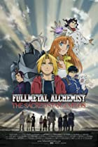 Image of Fullmetal Alchemist: The Sacred Star of Milos