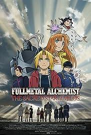 Fullmetal Alchemist: The Sacred Star of Milos Poster