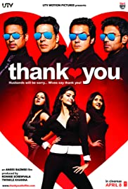 Thank You (2011) Poster - Movie Forum, Cast, Reviews