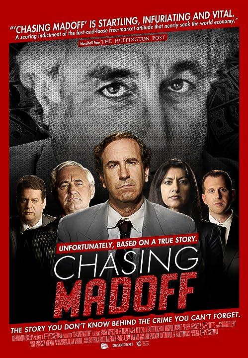 Chasing Madoff (2010)