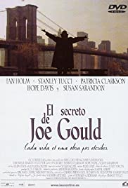 Joe Gould's Secret (2000) Poster - Movie Forum, Cast, Reviews