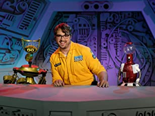 Baron Vaughn, Jonah Ray, and Hampton Yount in Mystery Science Theater 3000: The Return (2017)