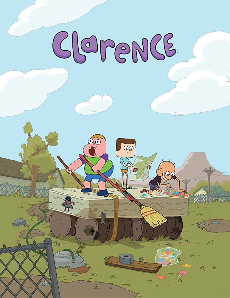 Clarence / Clarence (2014)