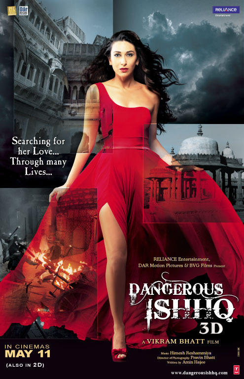 Image Dangerous Ishhq Watch Full Movie Free Online