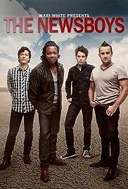 Mari White Presents the Newsboys Poster