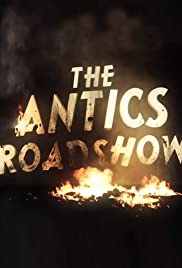The Antics Roadshow Poster