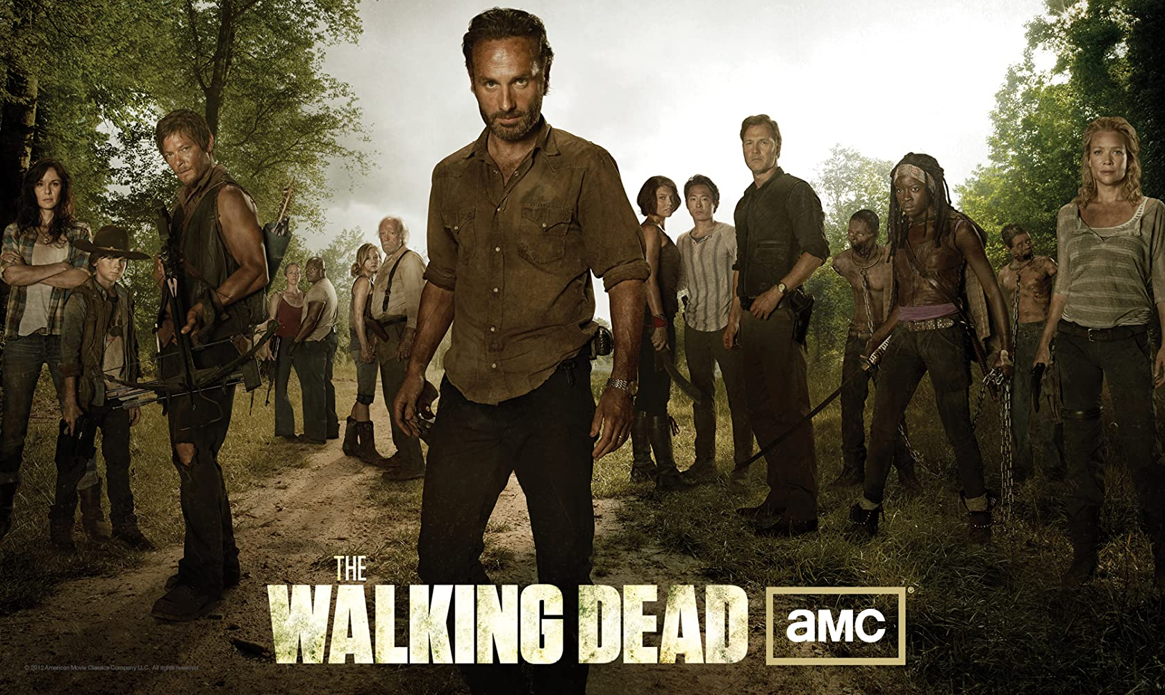 The Walking Dead S07E09 – Rock in the Road