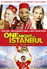 One Night in Istanbul (2014) Poster - Movie Forum, Cast, Reviews