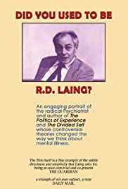 Did You Used to Be R.D. Laing? Poster