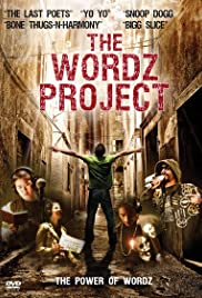 The Wordz Project Poster