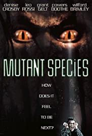 Mutant Species (1994) Poster - Movie Forum, Cast, Reviews
