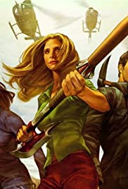 Buffy the Vampire Slayer: Season 8 Motion Comic (2011) Poster - Movie Forum, Cast, Reviews