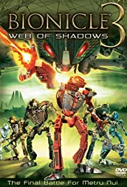 bionicle 3 web of shadows video 2005 imdb