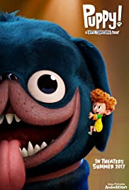 ''Puppy!'' Poster