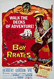 The Boy and the Pirates (1960) Poster - Movie Forum, Cast, Reviews