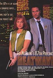 Ed McBain's 87th Precinct: Heatwave(1997) Poster - Movie Forum, Cast, Reviews