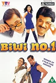 Biwi No. 1 (1999) Poster - Movie Forum, Cast, Reviews