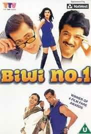 Biwi No 1 1999 Hindi WEBHD 720p 1.7GB MKV