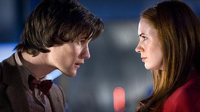 Matt Smith and Karen Gillan in Doctor Who (2005)