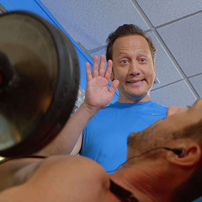 Rob Schneider in Real Rob (2015)