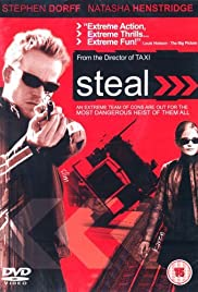The Steal Poster