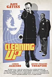 Cleaning Up Poster
