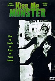 Kiss Me Monster Poster