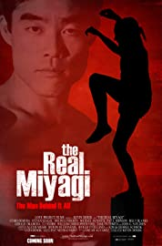The Real Miyagi (2015) poster