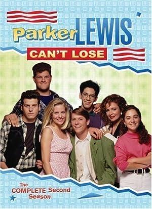 Poster Parker Lewis - Der Coole von der Schule