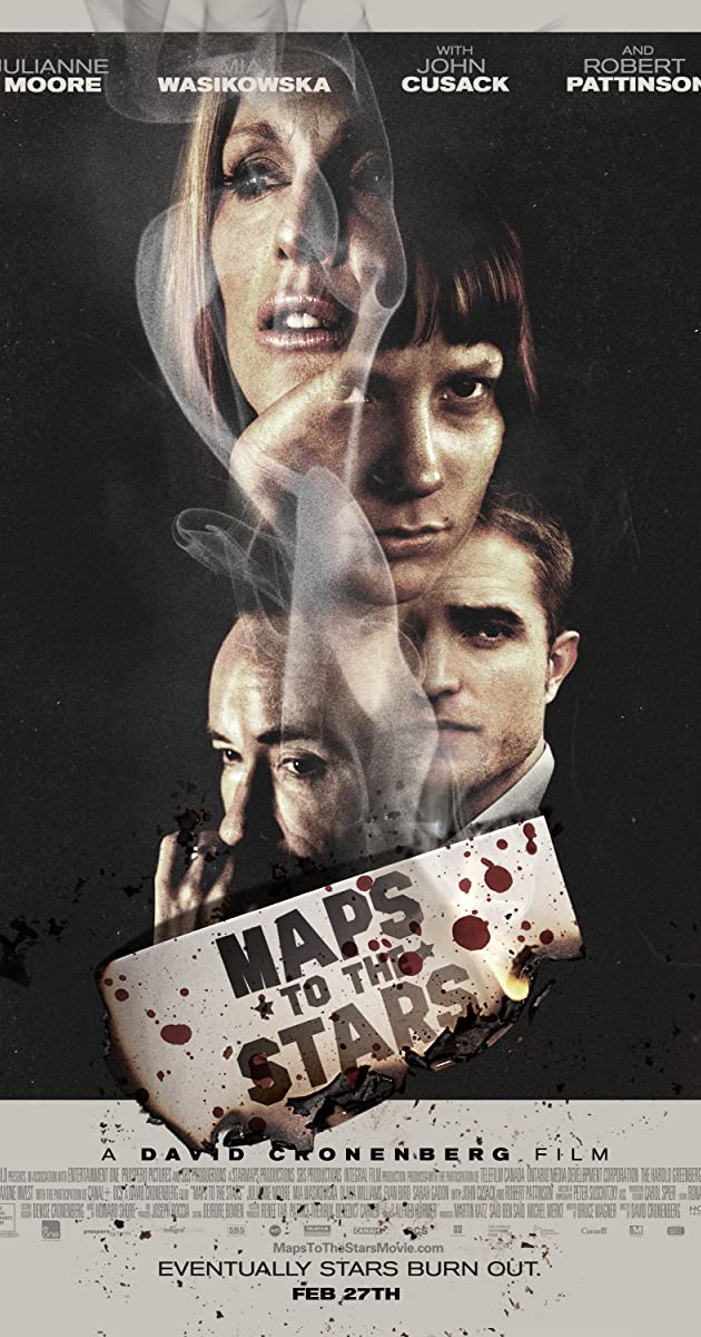 Maps to the Stars 2014  IMDb