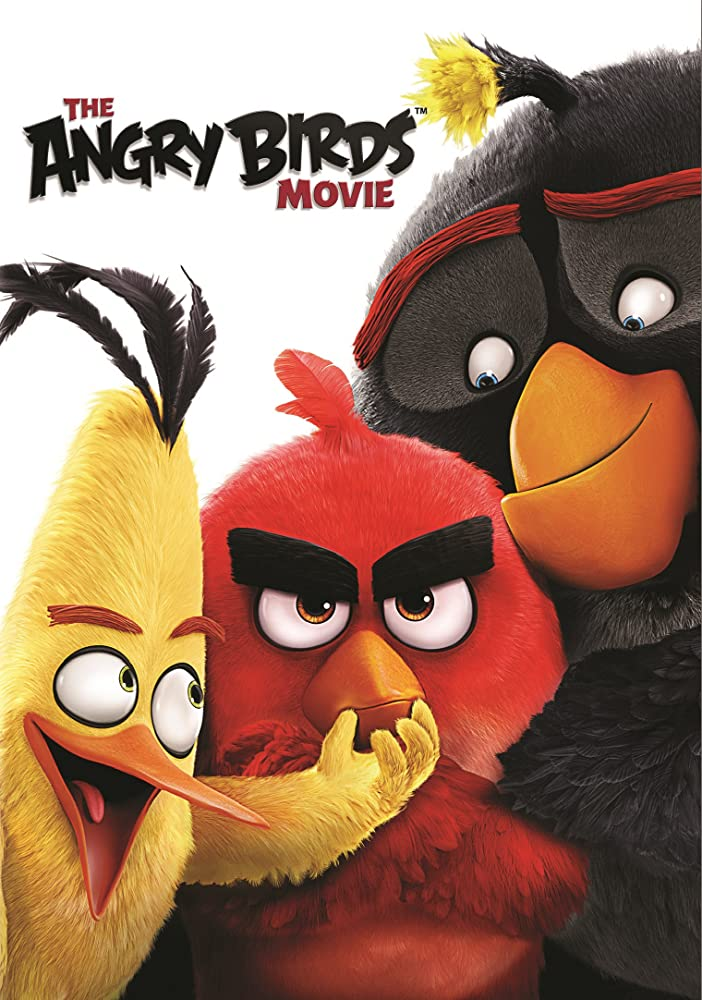 The Angry Birds Movie 2016 1080p HEVC BluRay x265 350MB