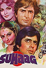 Suhaag(1979) Poster - Movie Forum, Cast, Reviews