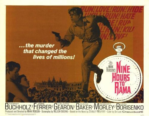 Nine Hours to Rama (1963)