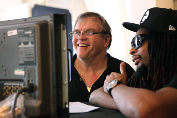 Meat Loaf and Lil Jon in The Apprentice (2004)