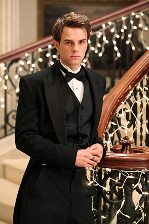 Nathaniel Buzolic in The Vampire Diaries (2009)