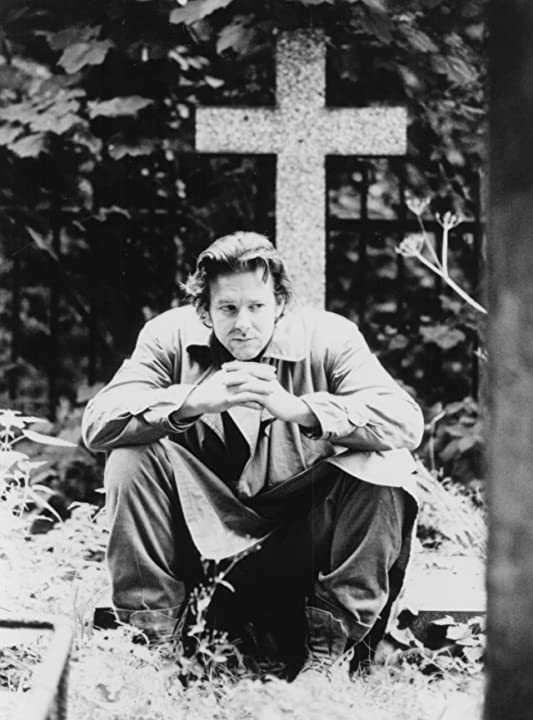 Mickey Rourke in A Prayer for the Dying (1987)