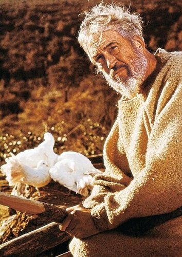 John Huston in The Bible: In the Beginning... (1966)