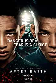 After Earth (2013) BRRip 480p 300mb Dual Audio ( Hindi-English ) MKV