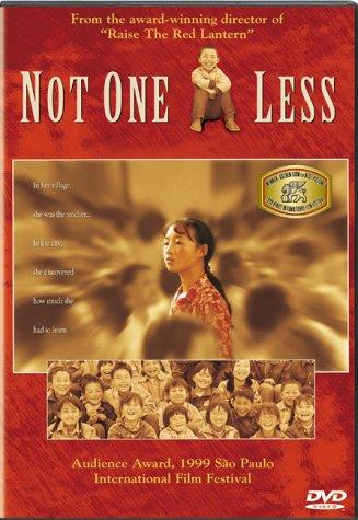 Not One Less (1999) Tagalog Dubbed