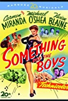 Something for the Boys (1944) Poster