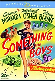 Something for the Boys (1944) Poster - Movie Forum, Cast, Reviews
