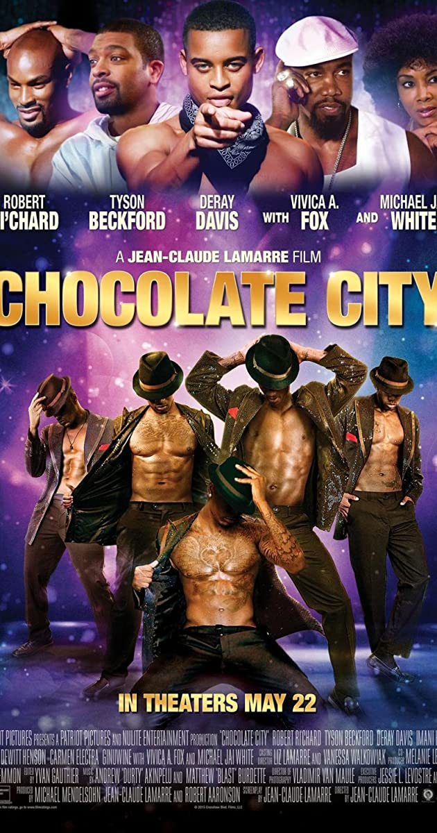 Chocolate City (2015) - IMDb
