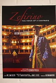 Zefirino: The Voice of a Castrato Poster