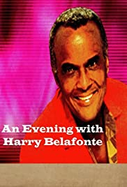 An Evening with Harry Belafonte Poster