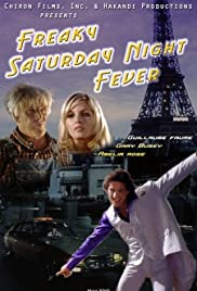 Freaky Saturday Night Fever Poster