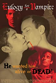 Eulogy for a Vampire Poster